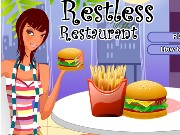 Restless Restaurant Game
