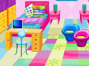 Interior Design Twin Bedroom Game