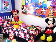 Mickey Mouse Room Game