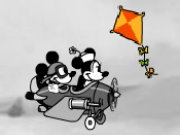Mickey Mouse Flying Colors Game