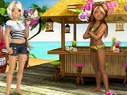 Avie Pocket Beach Game