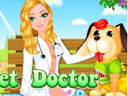Pet Doctor & Vet Care Game