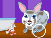 Jasmine Easter Bunny Care Game