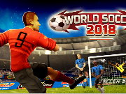 World Soccer 2018 Game