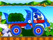 Sonic Truck Game