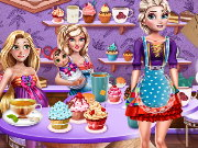 Princesses Tea Afternoon Game