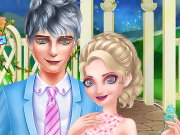 Boy and Elsa Dating Game