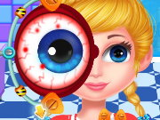 Crazy Eyes Doctor Game