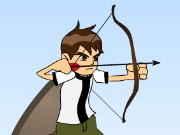 Ben 10 Super Archer Game
