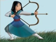 Mulan Fire Away Game