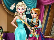 Anna Tailor for Elsa Game
