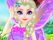 Elsa Fairytale Princess Game