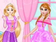 Anna Vs Rapunzel Beauty Contest Game