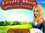 Lovely Shop Gifts and Flowers Game