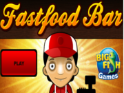 Fast food Bar Game