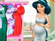 Princesses Pregnant Fashion Game