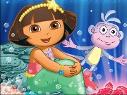 Dora Mermaid Adventure 2 Game