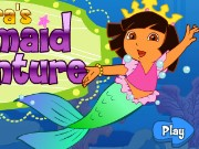 Dora Mermaid Adventure Game