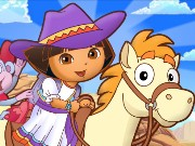 Dora Pony Adventure Game