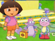 Dora First Day at School Game