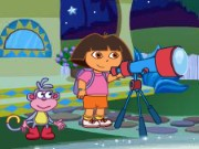 Dora Space Adventure Game