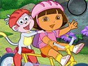 Dora Hidden Numbers 2 Game