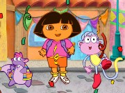 Dora Matching Cards Game Game