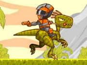 Run Raptor Ride Game