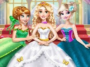 Rapunzel Princess Wedding Game