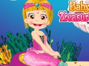 Baby Princess Treasure Adventure Game