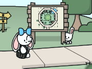 Minx Easter Adventure Game
