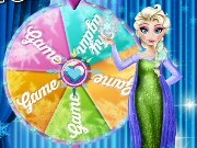 Elsa Wheel Of Fortune Game