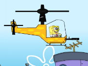 Sponge Bob flight Game