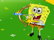 Spongebob Arrow Shooting Game