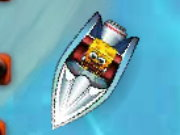 spongebob barca