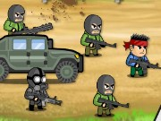 Terror Combat Defense Game