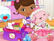 Doc Mcstuffins Lamb Injury Game