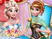 Elsa Coronation Ceremony Game