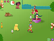 JoJos Funny Farm Parade Game