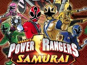 Power Rangers Samurai Game