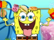Spongebob Food Skewe Game