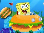 SpongeBob Burger Ride Game