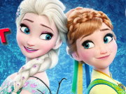 Frozen Secret Diary quiz Game