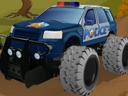 Texas Police Offroad Game