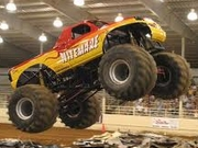 Monster Truck Arena Game