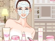 White Dresses Makeover Game