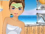Hawaii Resort Spa Facial Game