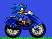 Sonic Take Bike Game