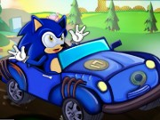 Sonic Car Racing Game