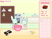 Bunnies Kingdom Cooking Game Game